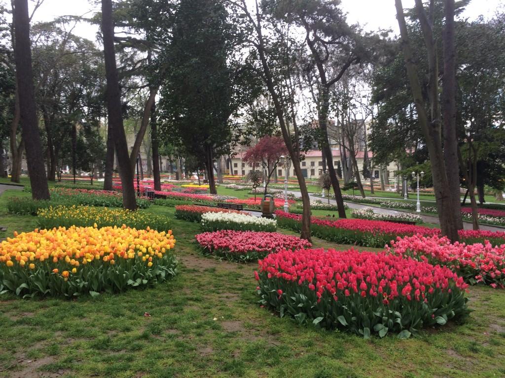 84 The Gulhanane park