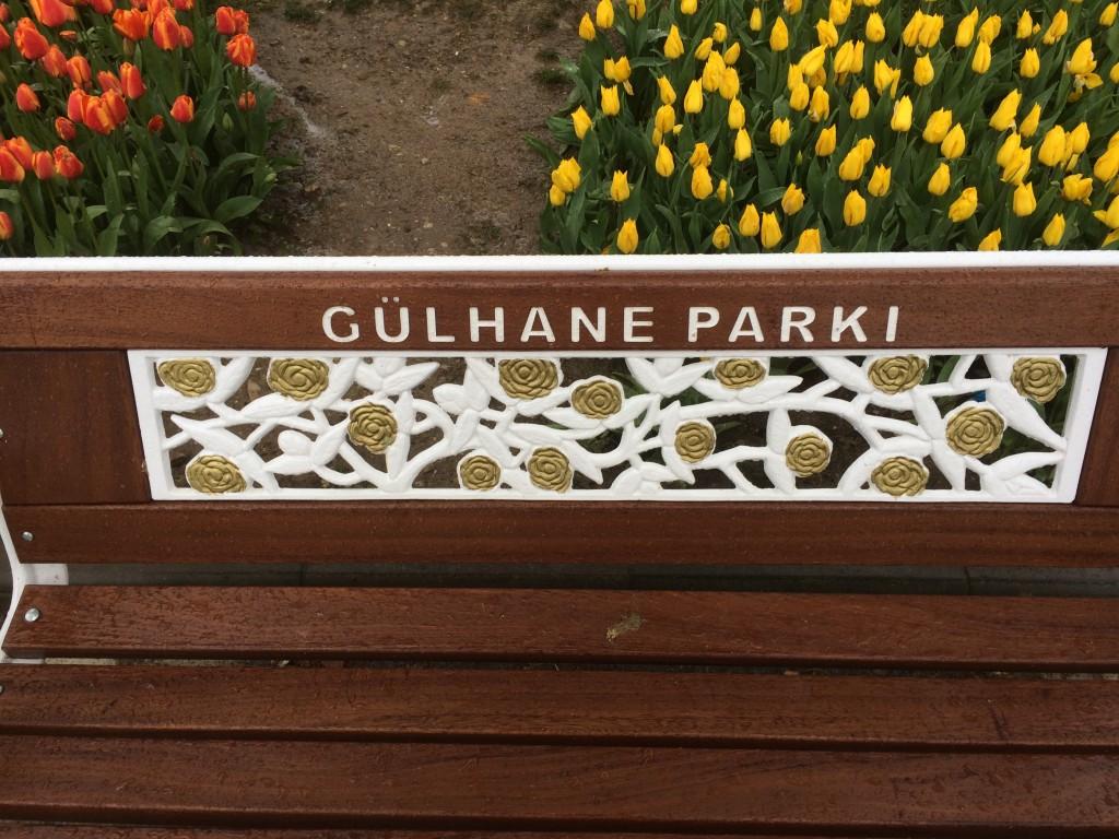 86 The Gulhanane park