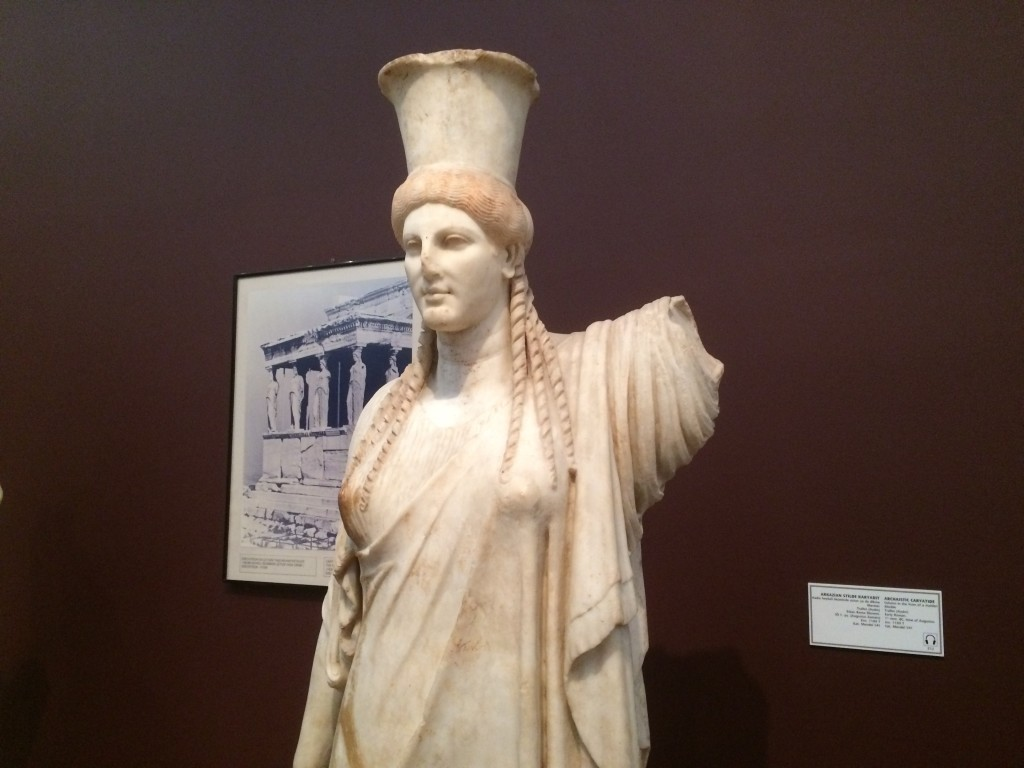 93 Istanbul Archaeology Museum