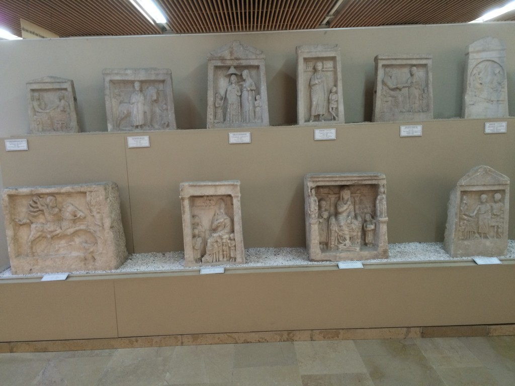 98 Istanbul Archaeology Museum