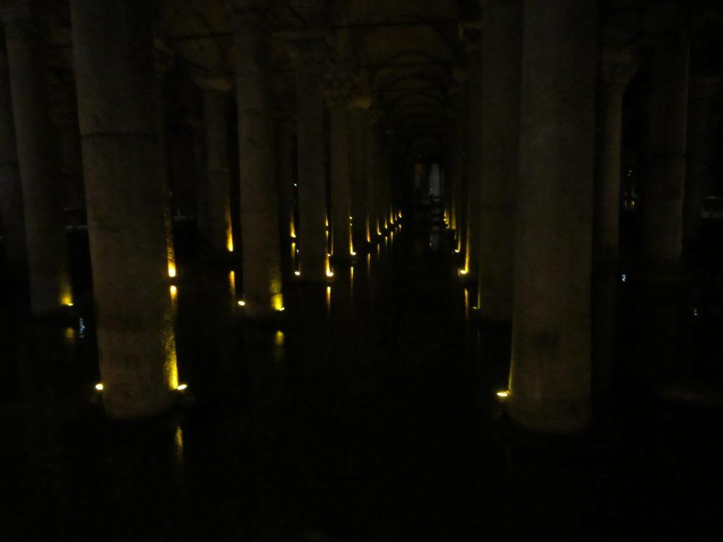 17. The Basilica Cistern