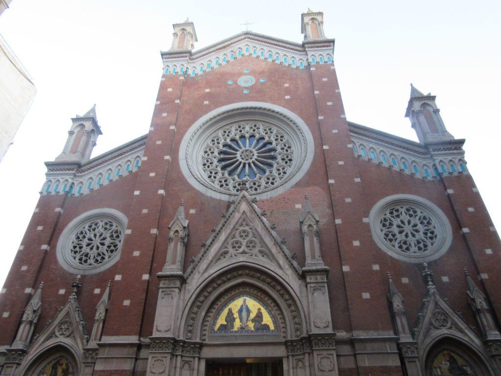 27. Catholic church in Istanbul