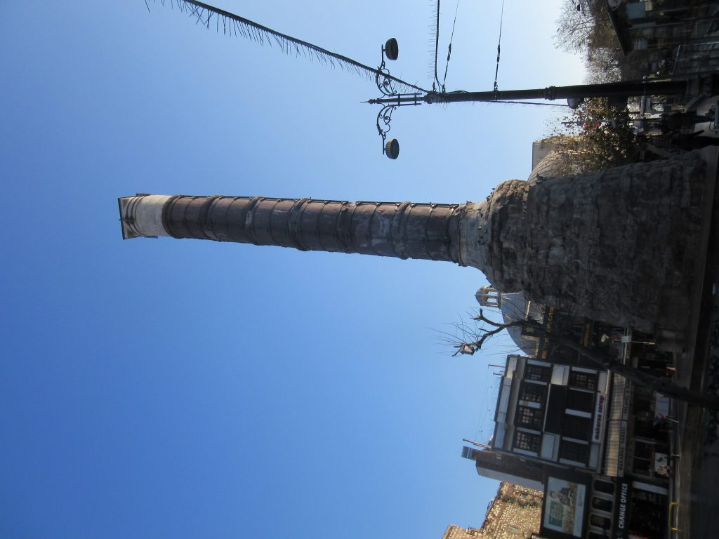 4. The Column of Constantine