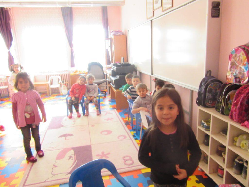 40. Preschool group