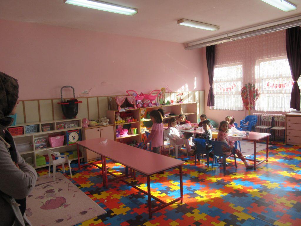 41. Preschool group