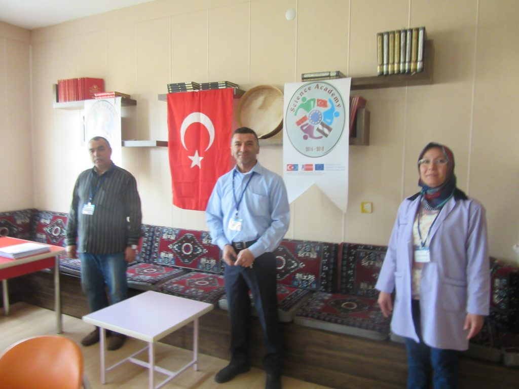 43. Turkish team