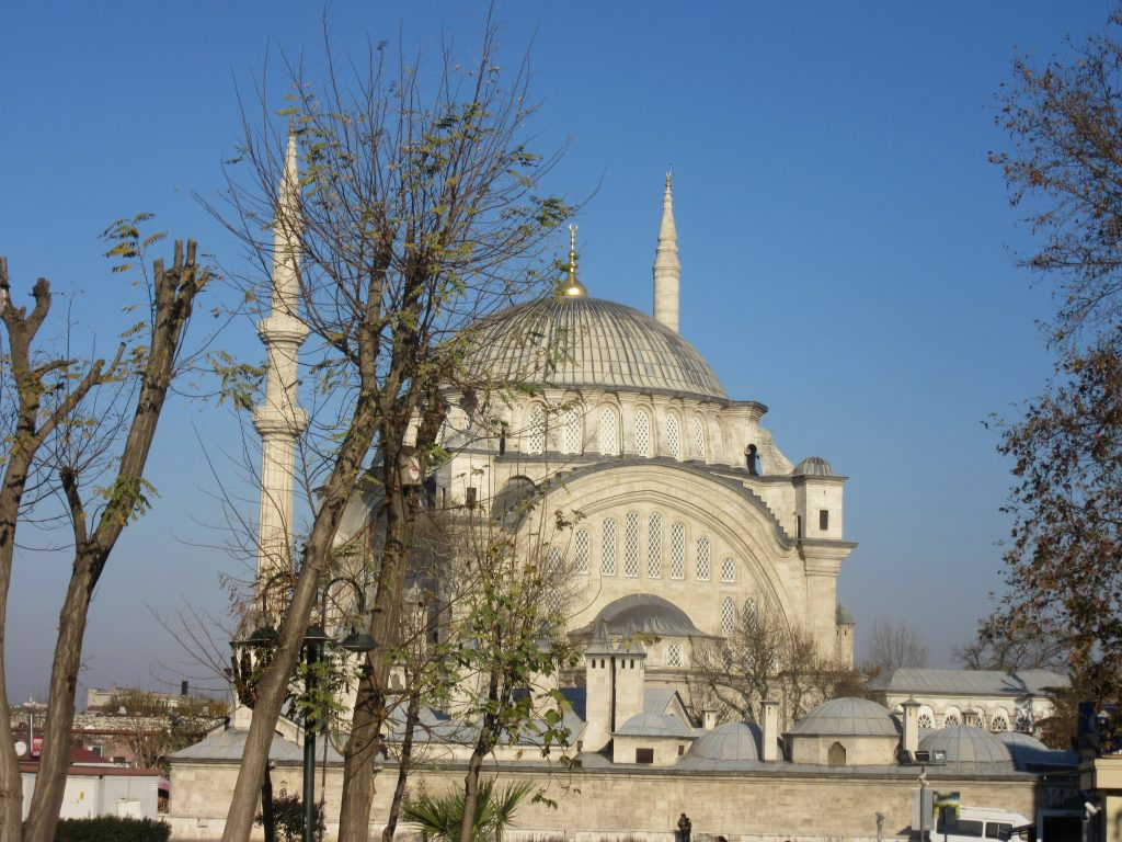 5. The Sultan Ahmed Mosque