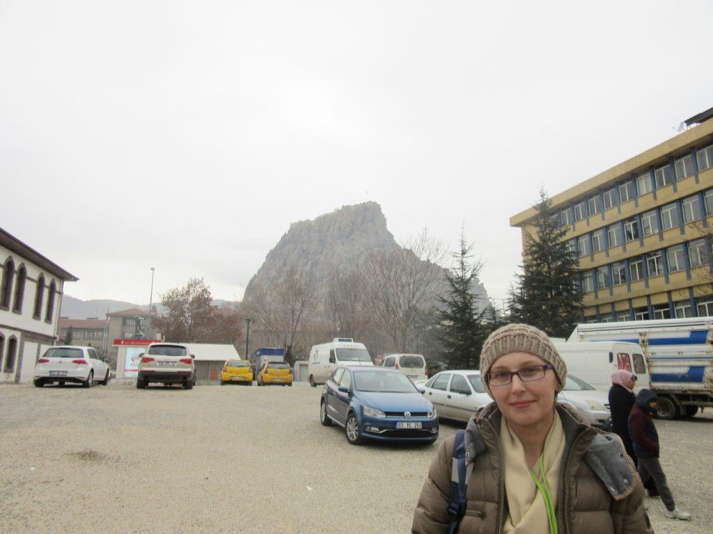 54. The mountain peak in Afyonkarahisar