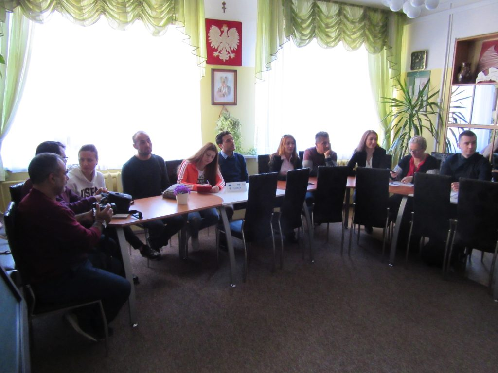 53. Last working meeting