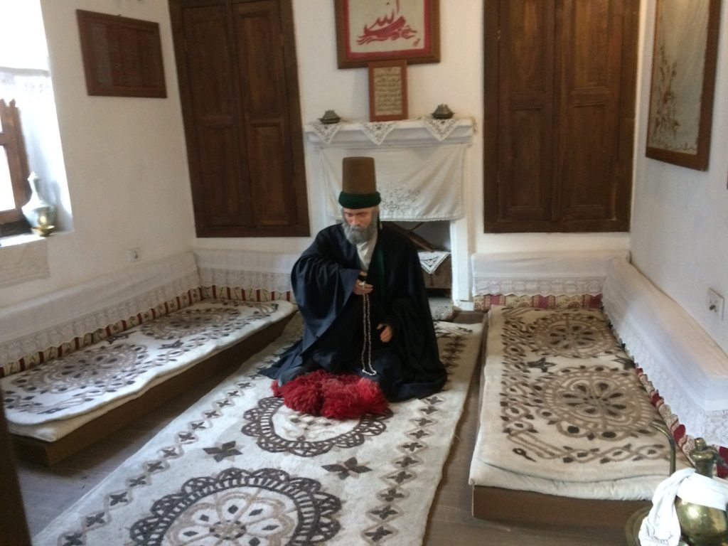 34. The museum of Dervishes