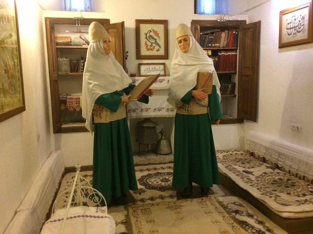 36. The museum of Dervishes