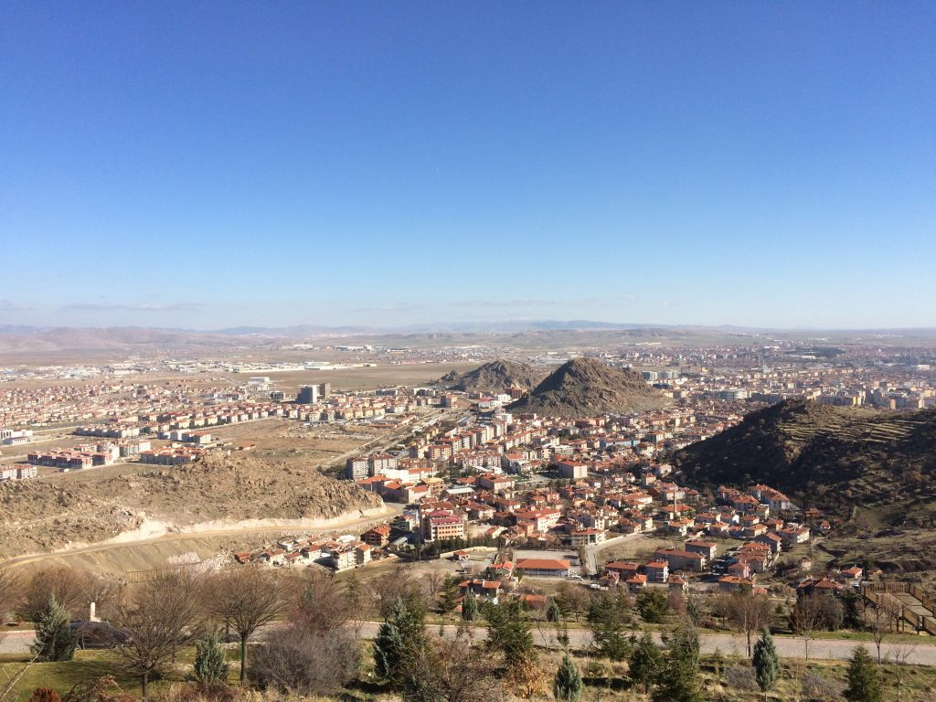 90. A trip around Afyon