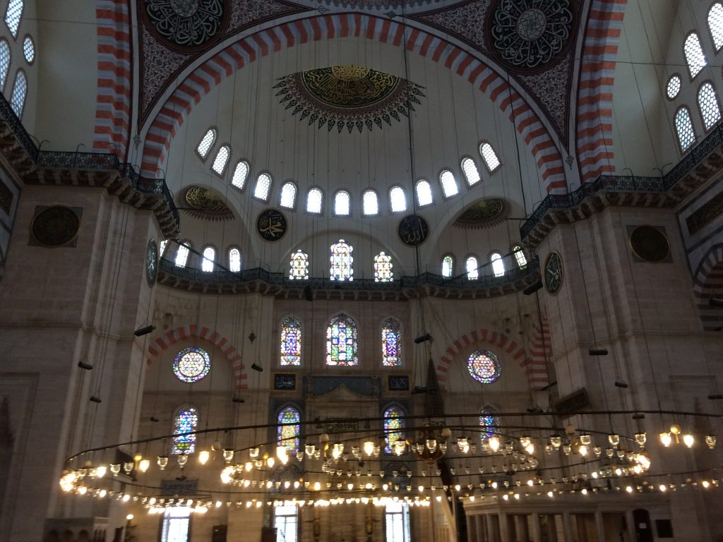 101. The Süleymaniye Mosque