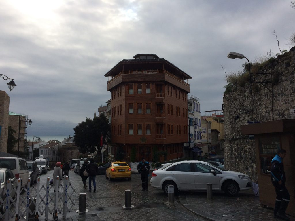 108. A walk around Istanbul