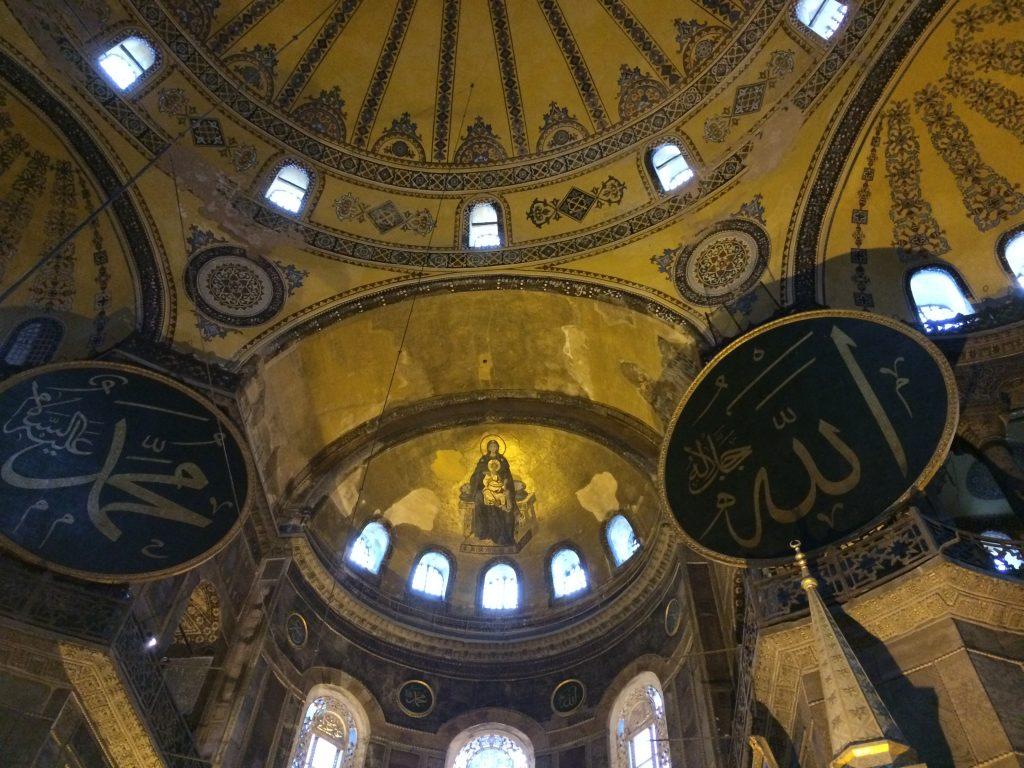 65. Hagia Sophia
