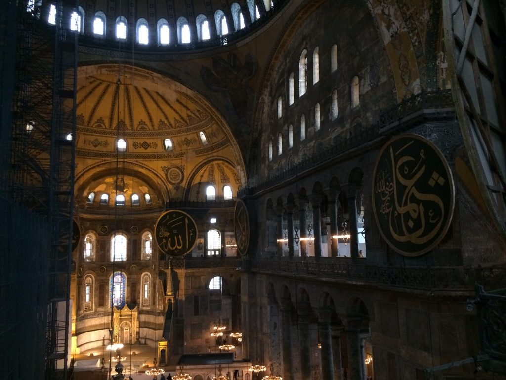 68. Hagia Sophia