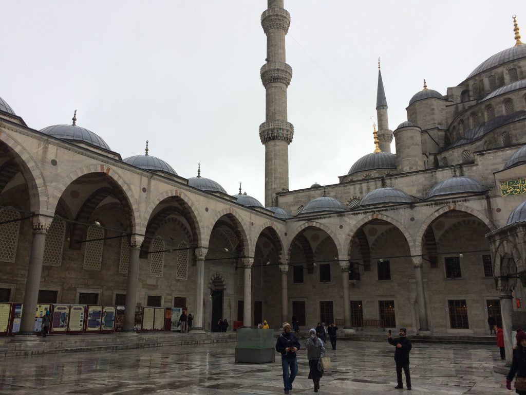 76. The Blue Mosque