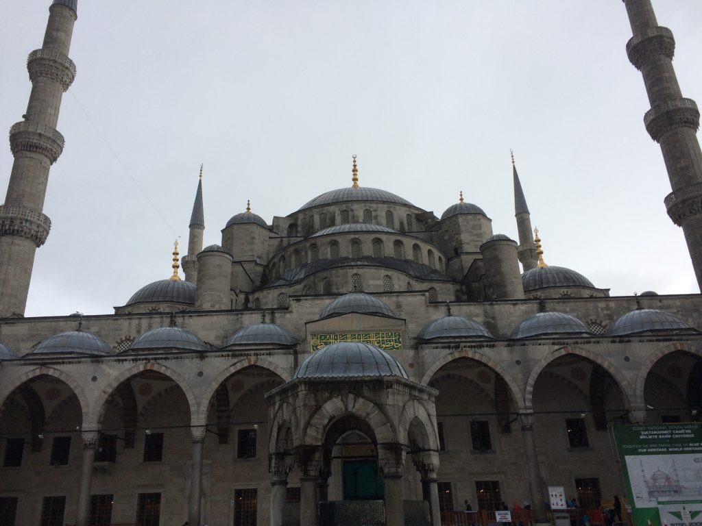 77. The Blue Mosque