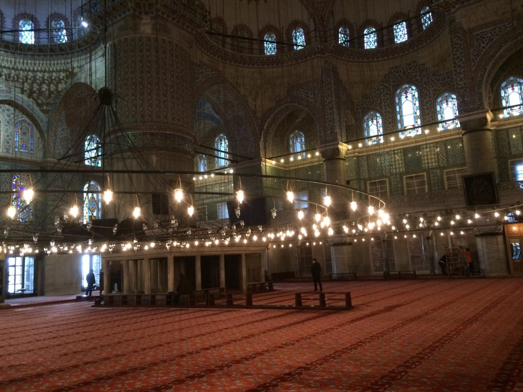 78. The Blue Mosque