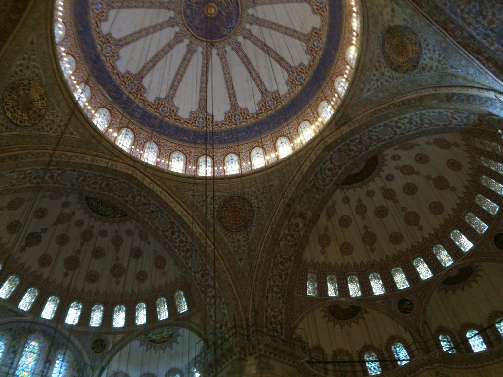 79. The Blue Mosque