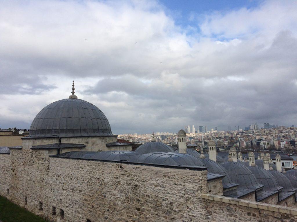 85. The Süleymaniye Mosque