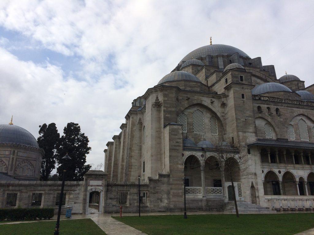 89. The Süleymaniye Mosque