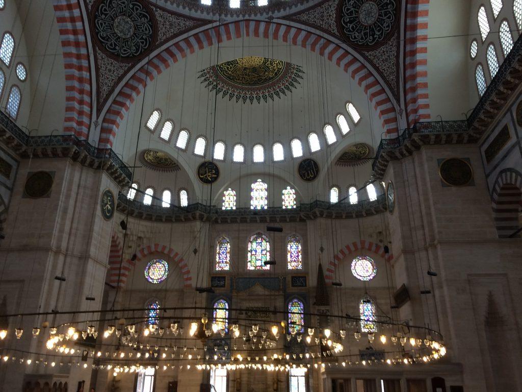 93. The Süleymaniye Mosque