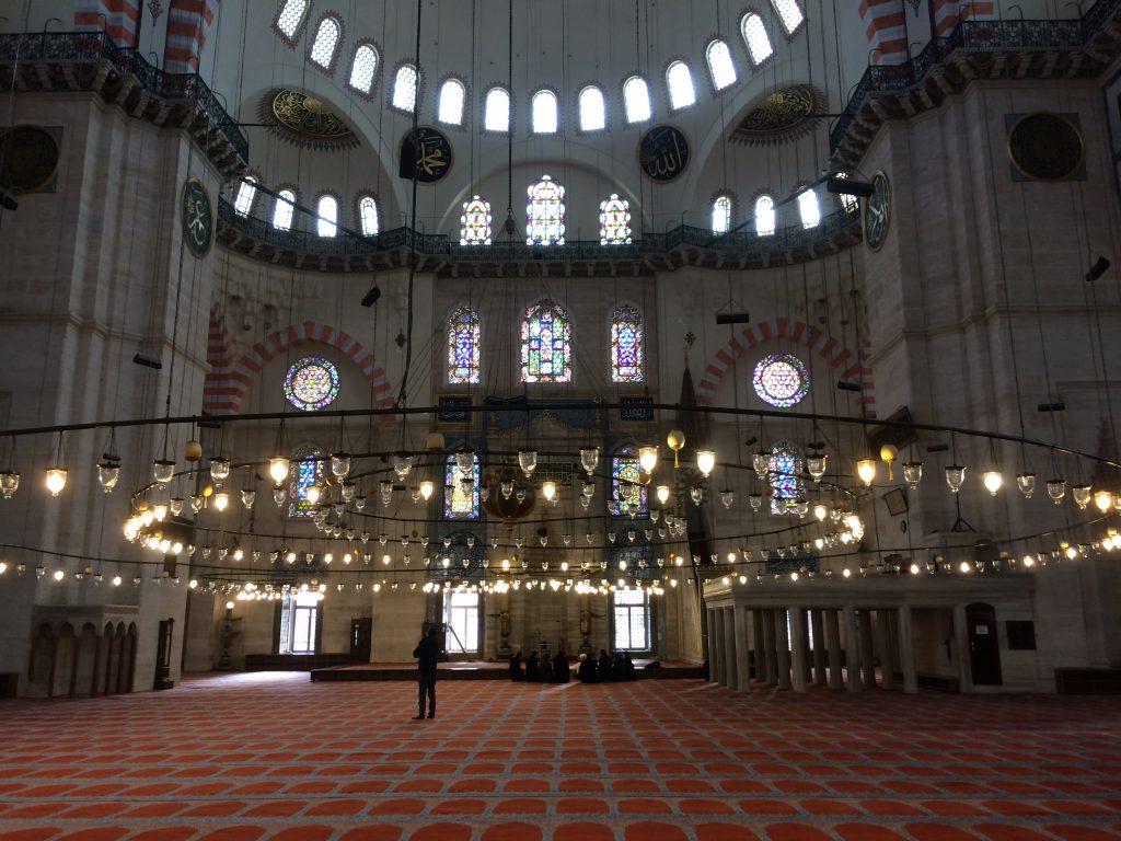 96. The Süleymaniye Mosque