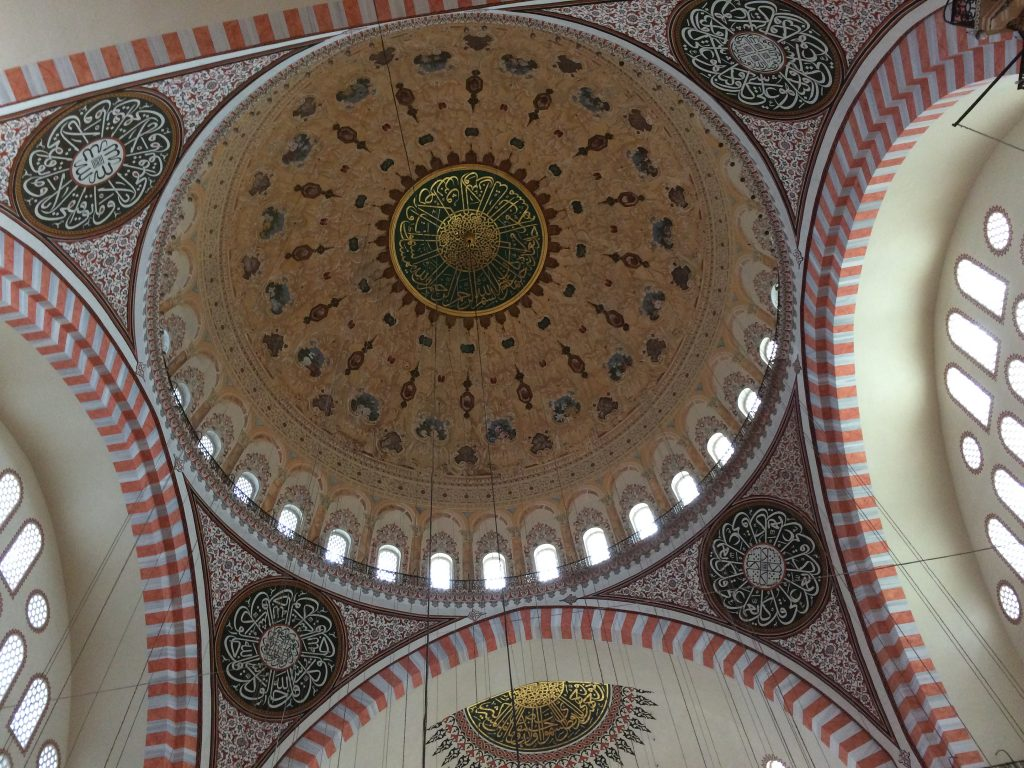 98. The Süleymaniye Mosque