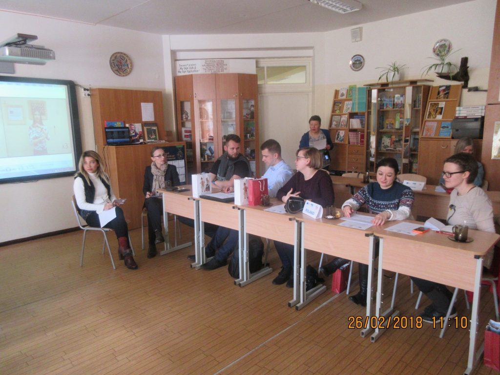 10. Project meeting