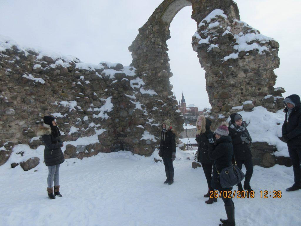 16. Excursion around Rezekne