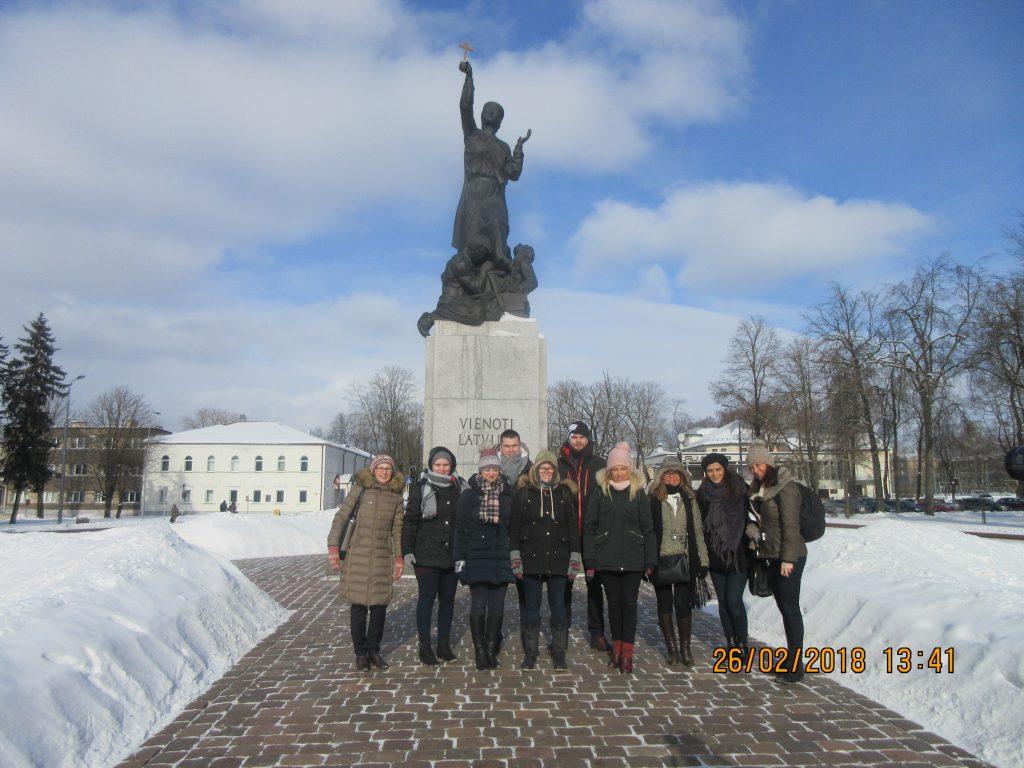 21. Excursion around Rezekne