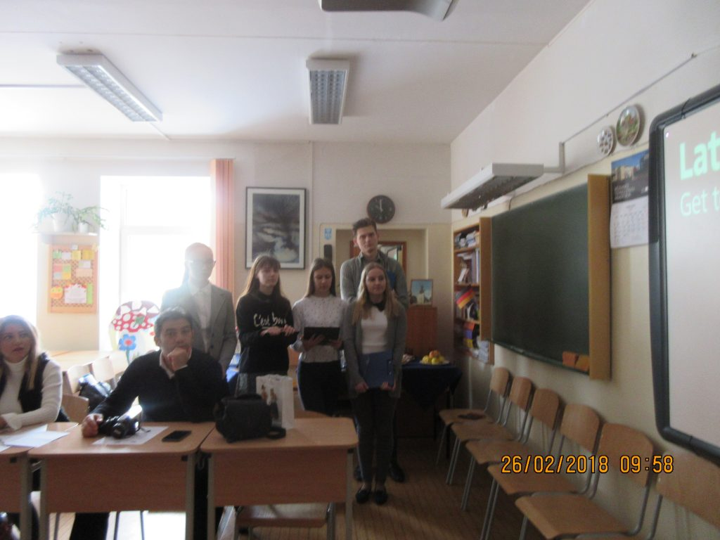 6. Project meeting
