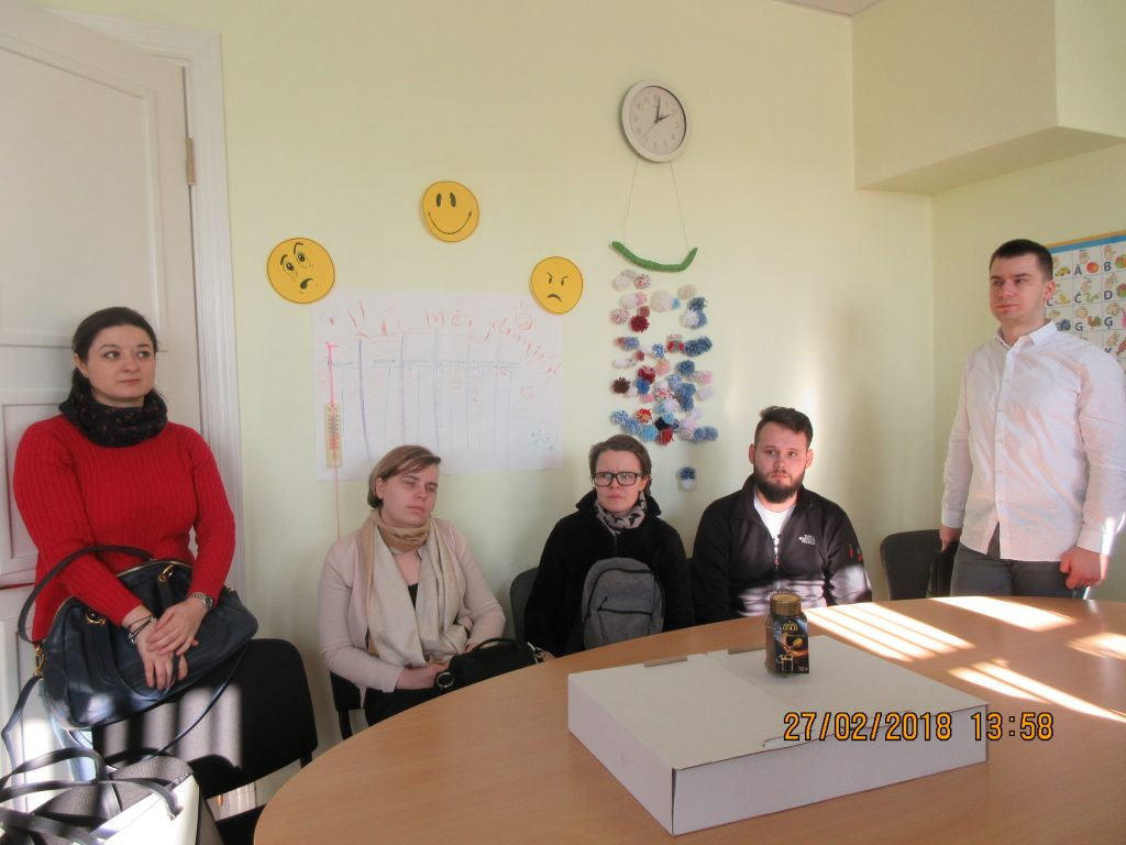 61. Visiting the Rezekne department of the Latvian Association of the Deaf