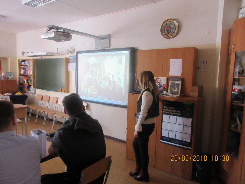 8. Project meeting