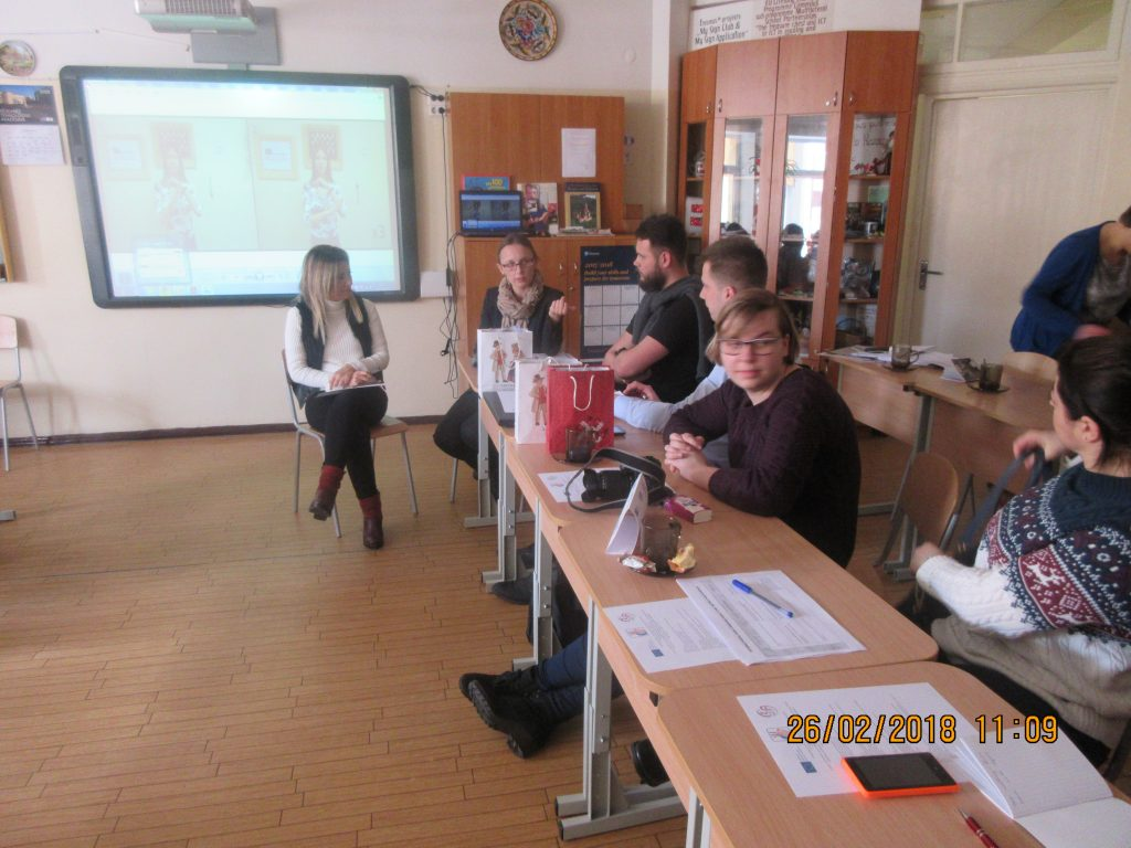 9. Project meeting