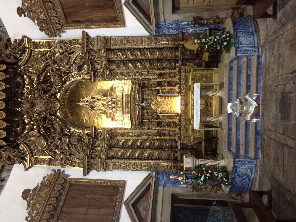 11. The Altar