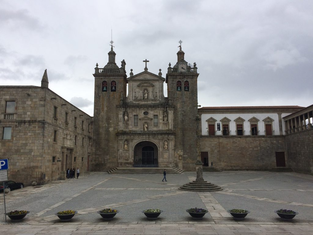20. Viseu Cathedral