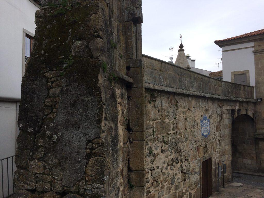 26. The Roman wall
