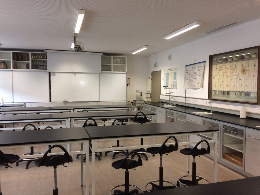 29. Physics room
