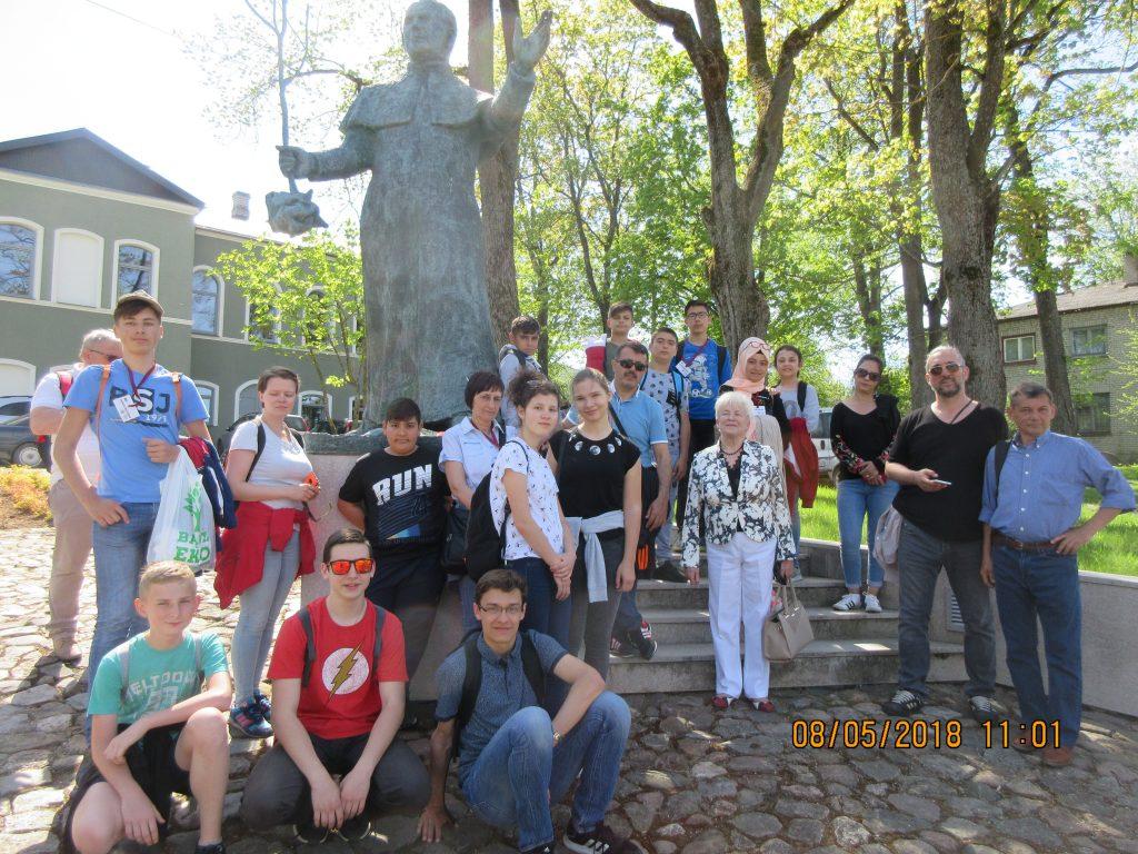 36. Walk around Rēzekne