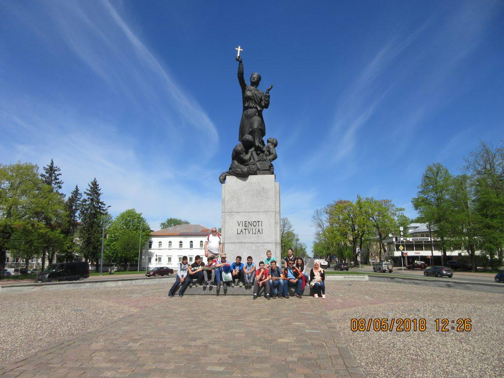 38. Walk around Rēzekne