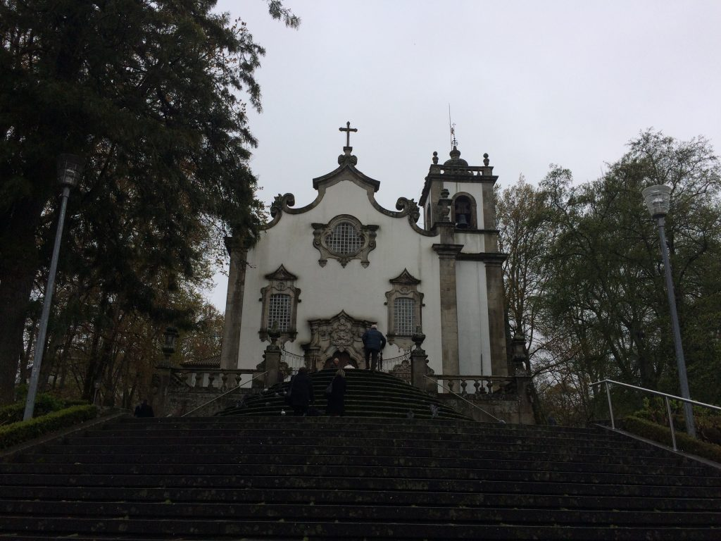 4. The old church