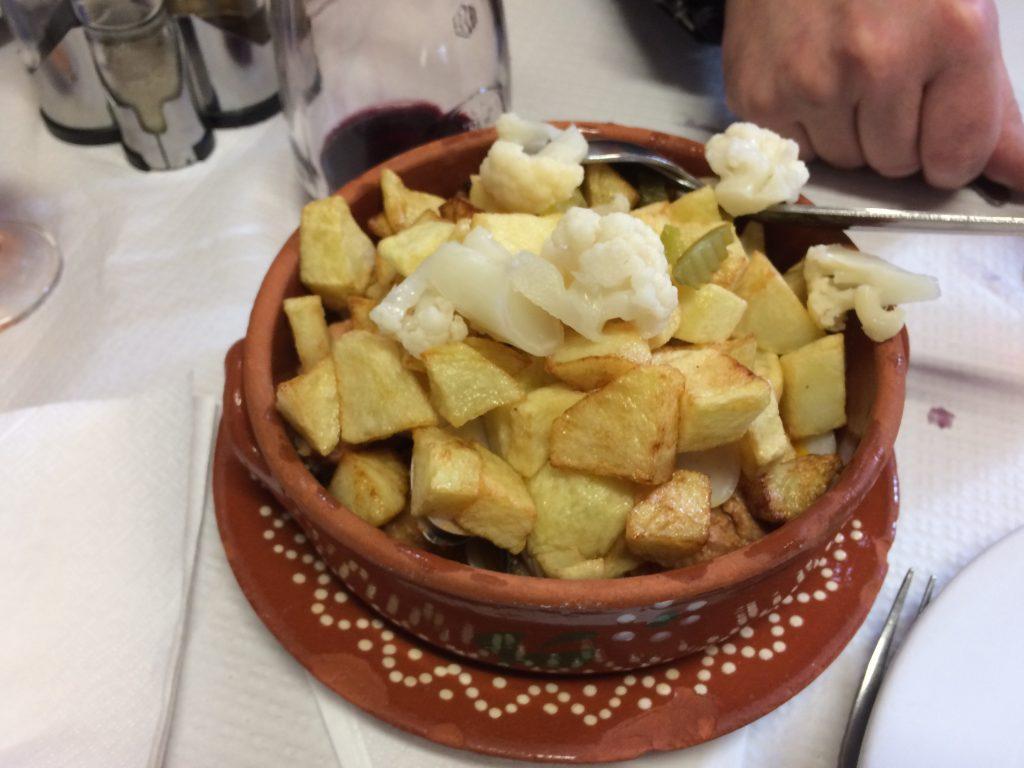 44. Portuguese cuisine