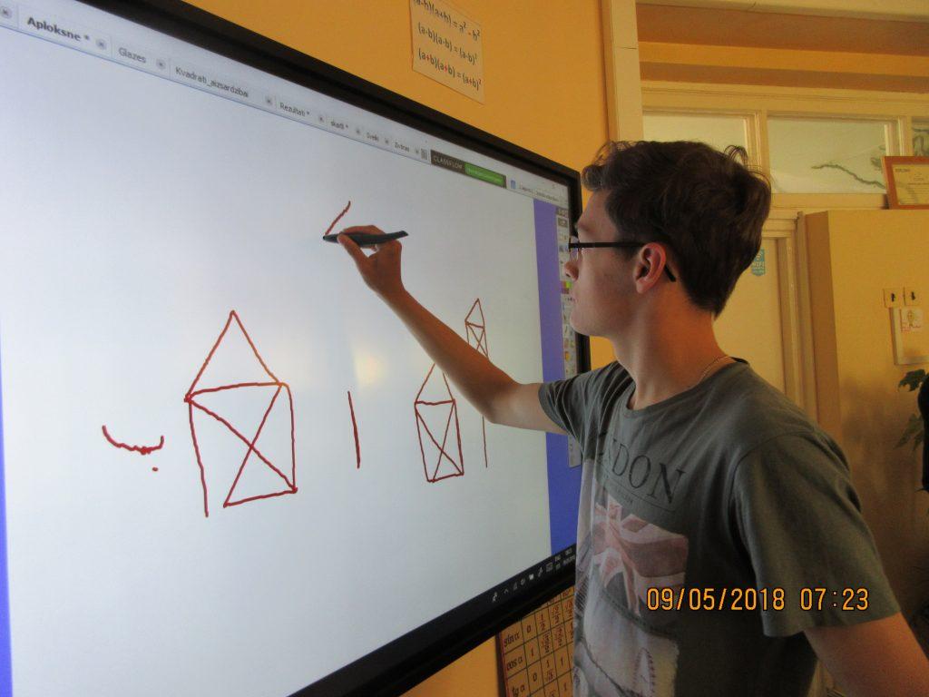 45. Maths lesson