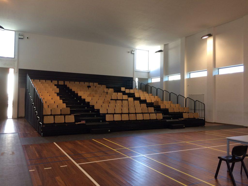 46. Sports hall