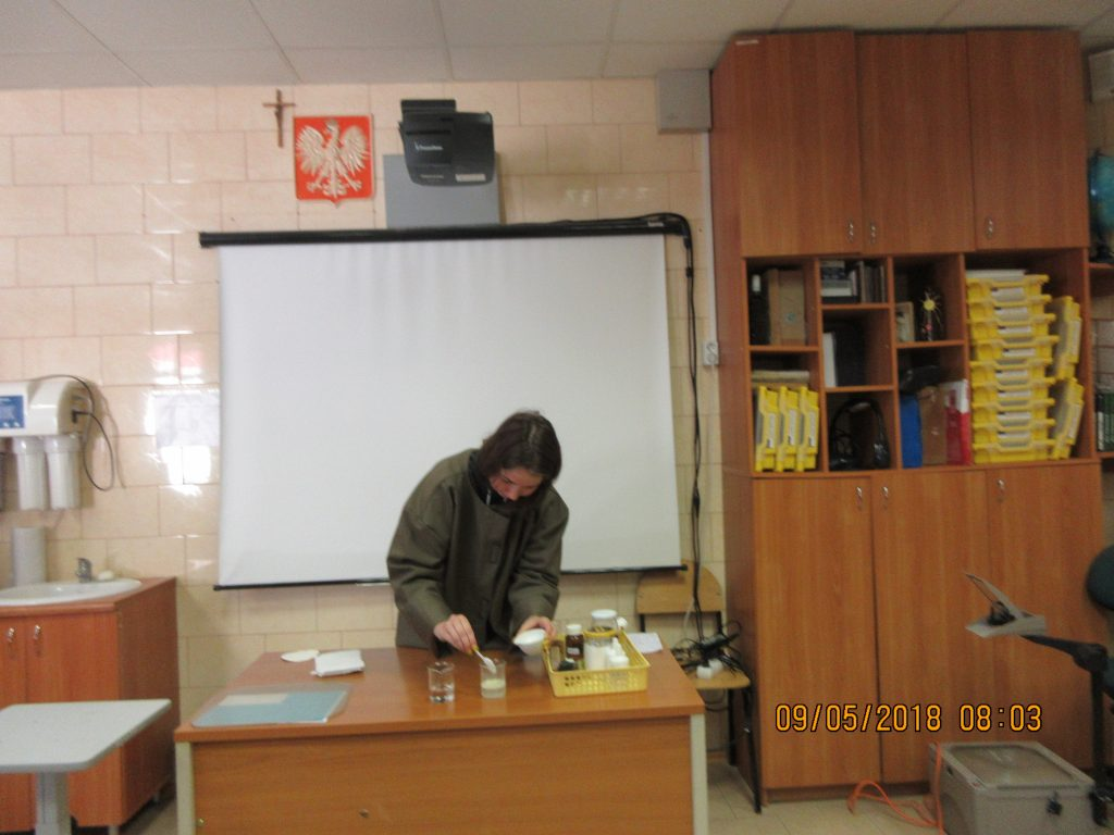 49. Chemistry lesson