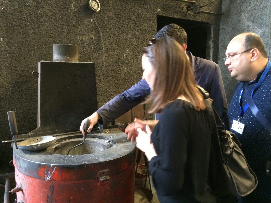 73. Steel workshop
