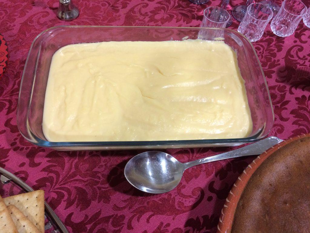 76. Traditional dessert