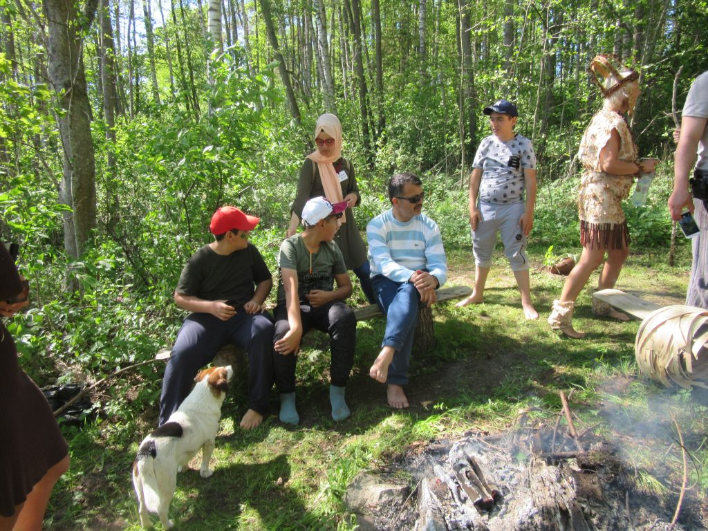 90. Forest Wonderland Village